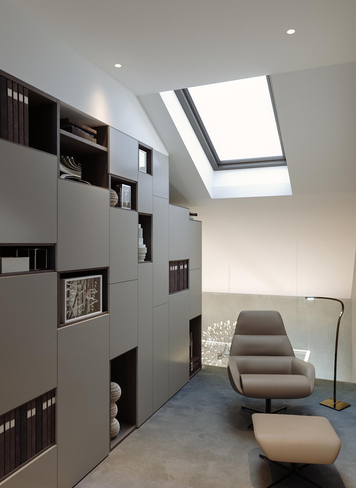 J house_study render